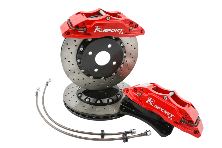 330mm BIG BRAKE KIT