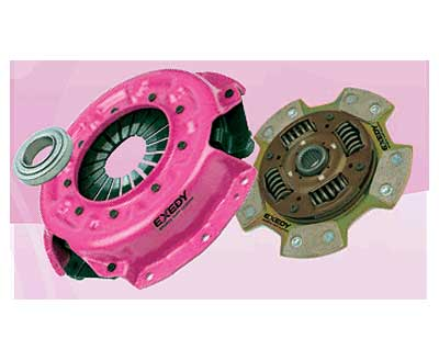 EXEDY SUZUKI STAGE 2 Clutch Kit