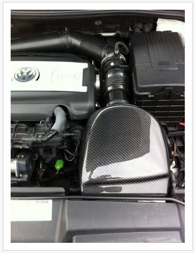 CARBON Induction kit 1.8TSI