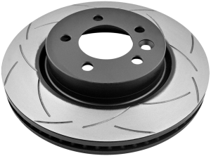 DBA T2 Slotted Rotors for VW Polo / Vento
