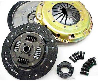 ECS Stage 1 Clutch kit