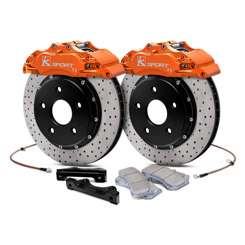 286mm BIG BRAKE KIT